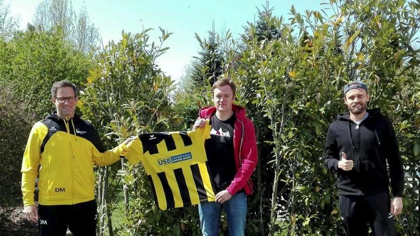Bezirksligist SG Oestinghausen holt ehemaligen Profifußballer