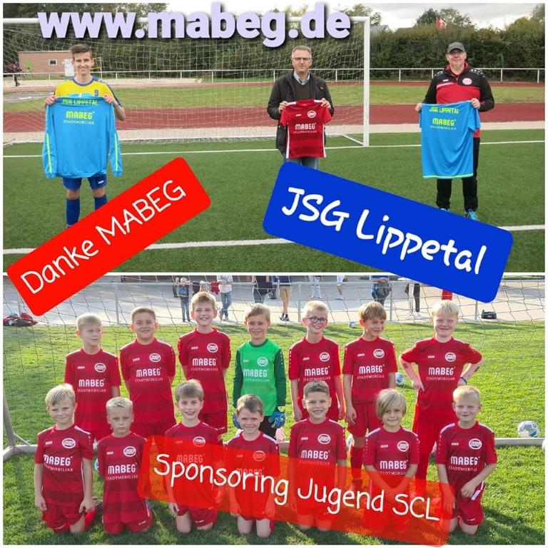 Firma Mabeg unterstützt SGOJugend