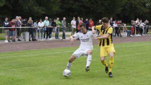 Torreiches Unentschieden vor 100 Zuschauern: Sassendorf und Oestinghausen trennen sich 3:3