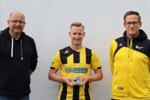Lars Werthschulte ist Toptorjäger der Bezirksliga